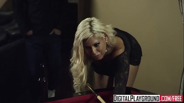 Busty blonde (Bridgette B) likes it rough - Digital Playground
