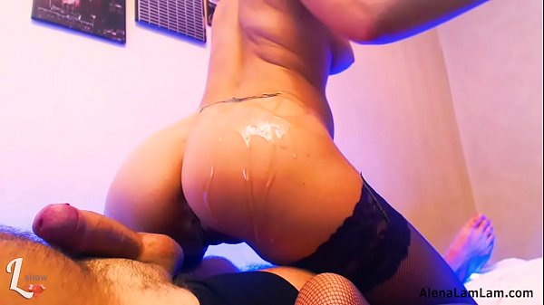Hard Anal and Vibe Toy - Alena LamLam - Webcam - Show 4, Part 2