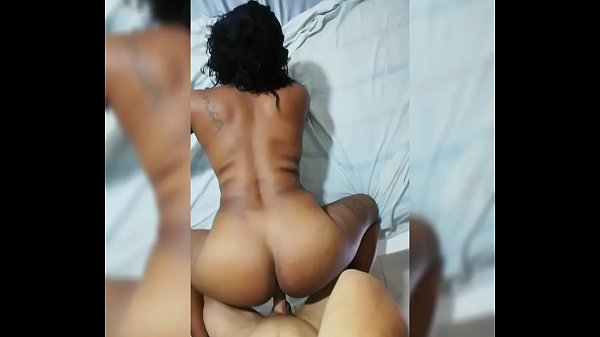 A black ass for you ... don't miss it!