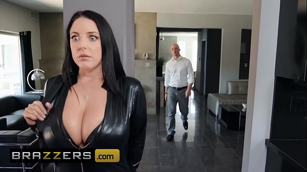 Big Butts Like It Big - (Angela White,  Zach Wild) - Busting On The Burglar - Brazzers Thumb