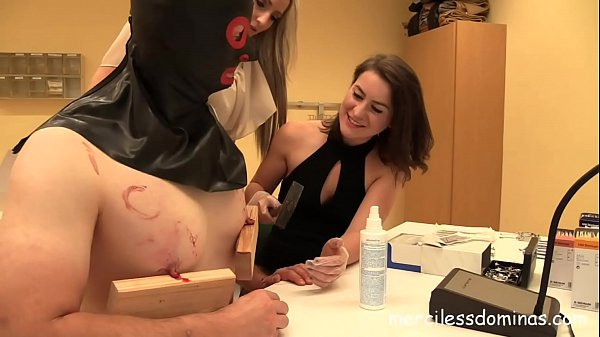 Extreme Nipple Play With Miss Courtney and Miss Flora