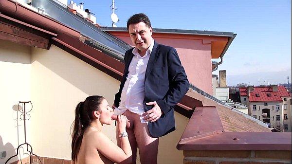 mesmeratrix's husband Andrea Diprè make sex wit...