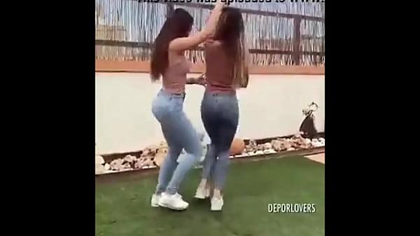 Mis amigas Bailando muy sensual
