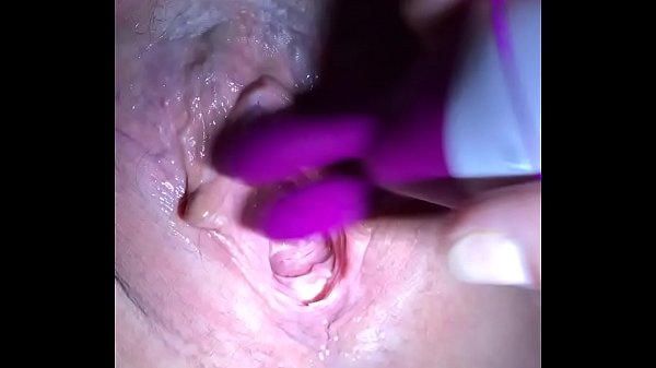 Cumming with a creampie