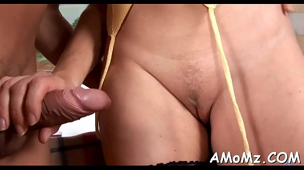 Mom rides dick as a cowgirl