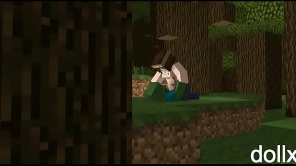 Minecraft sex porno