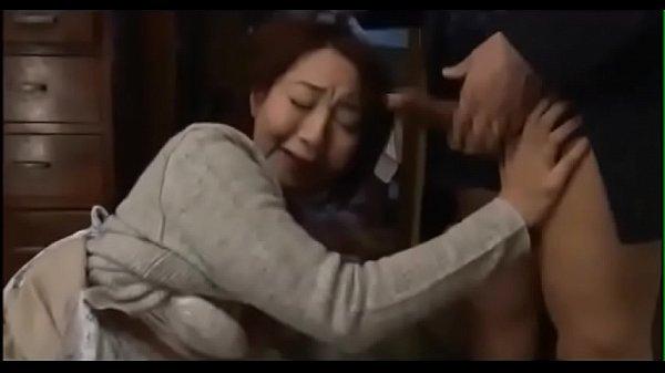 asian mature blowjob -3