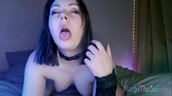 Teen Fucks Mom With Toy While She's Out
