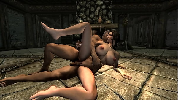 Sensual sex in Skyrim with Lydia [FHD, 60fps]