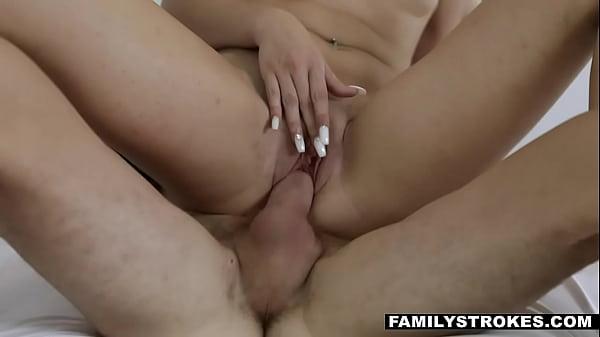 Naughty Nympo Sister Fucks SISTER- Natalie Porkman