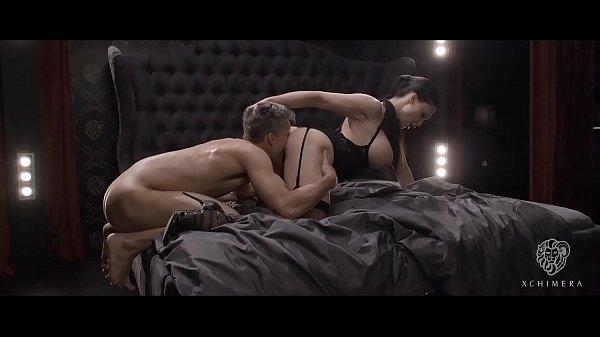 XCHIMERA - Legendary Aletta Ocean plays out glam fetish fantasy