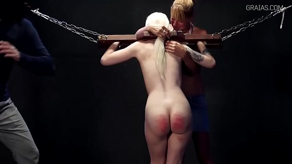 Incredible punishment - 105 cane strokes Thumb