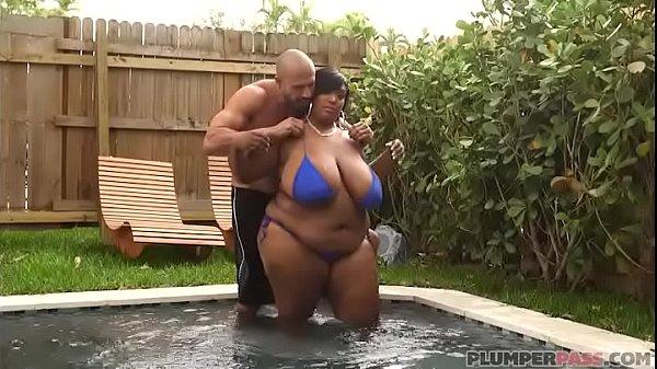 Big Tit BBW Dippd N Redd
