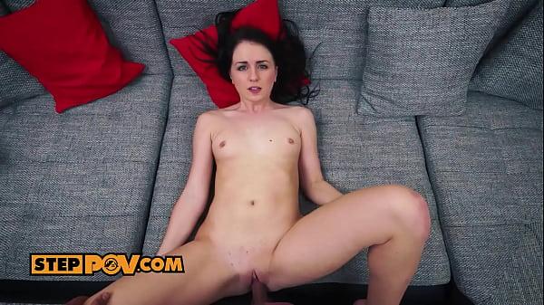 Step sister Kittina Coxxx intimate pleasures - stepPOV Thumb