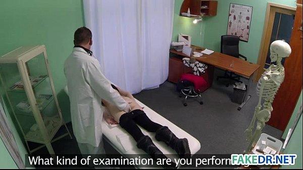 Hardcore sex in fake hospital (More Hot Chicks Here! LetFuck69.com)