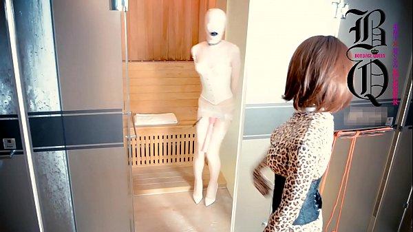 CGMASKDOLL Doll Complex bondage condom mask b. control