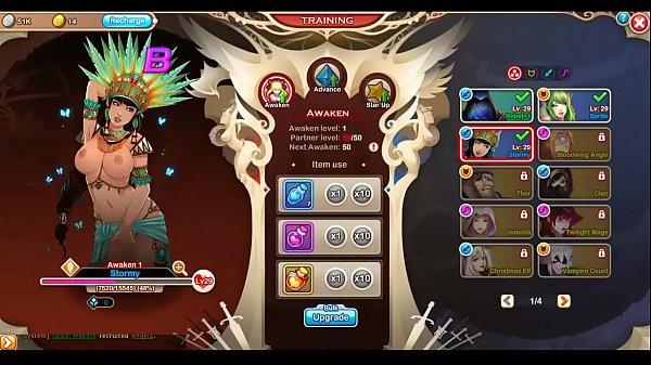 GODS OF HENTAI Game walkthrough 4  thumbnail