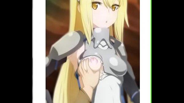 danmachi hentai
