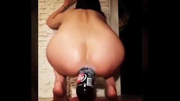 Anal Bottle sitting