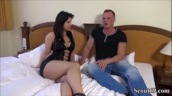 German Teen in First Time Porn Casting without ...