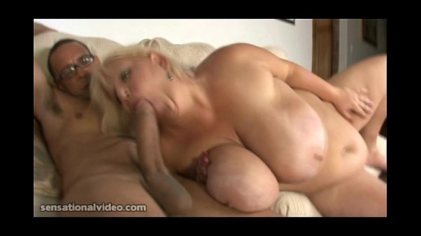 Busty BBW Takes On Huge Latin Dick