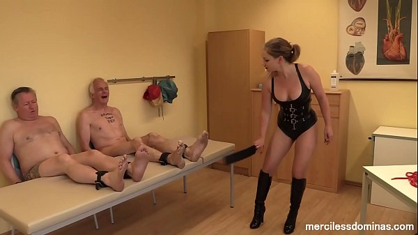 Feet t. - Morning Warm-up for Slaves with Mistress Inka