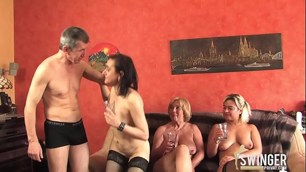 German threesome in Hamburg