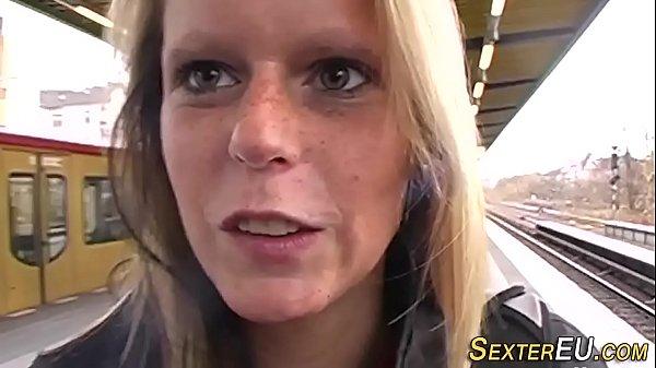 Ass fucked german milf