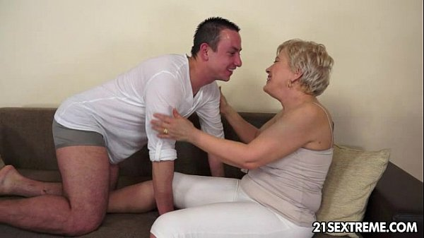 Ursula Grande - Lusty Grandmas