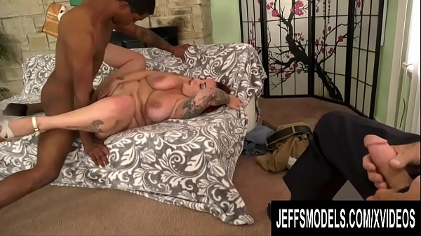 Cuckold Watches Busty BBW Housewife Kendra Lee Ryan Enjoy a Young BBC