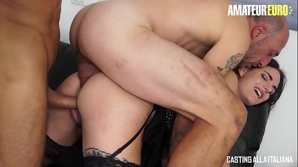 AMATEUR EURO - #Marie Clarence - Busty French M...