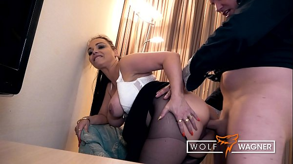 Big-titted GERMAN Milf Dirty Priscilla BANGED in PUBLIC and HOTEL -- cum in mouth! ▁▃▅▆ WOLF WAGNER LOVE ▆▅▃▁ wolfwagner.love