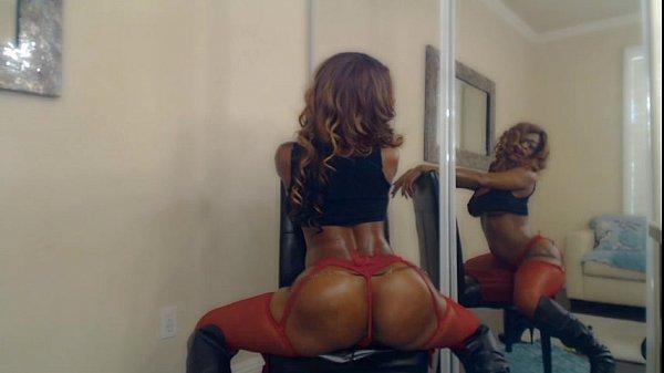 Busty Stripper Nyla Storm Bounces Her Big Butt & Fucks Her Tight Pussy Thumb