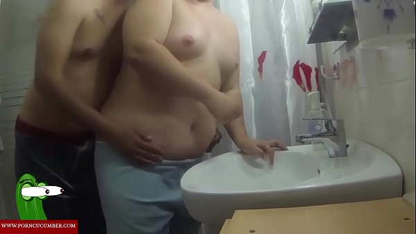 Fucked fat woman in the small bathroom. RAF319 Thumb
