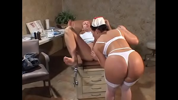 Katja Kassin naughty nurse