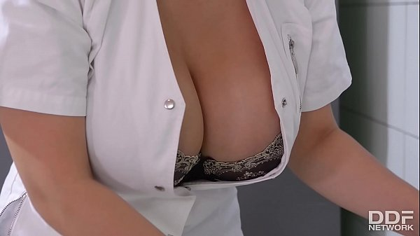 Big Titty Asian Nurse Tigerr Benson gets Double...