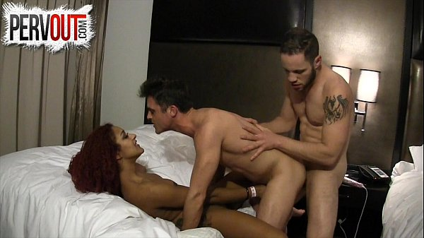 Cucked and Butt Fucked FORCED BI HARDCORE INTERRACIAL