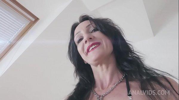 Kinky orgy for bad bitches Kessie Shy & Lyna Cypher KS001