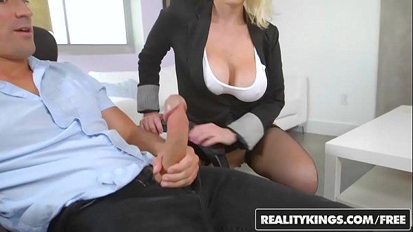 RealityKings - Big Tits Boss - Slide It In Sunny