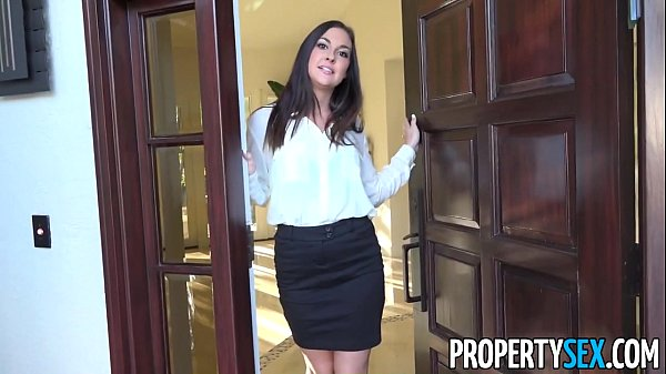 Real Estate Agent Handjob