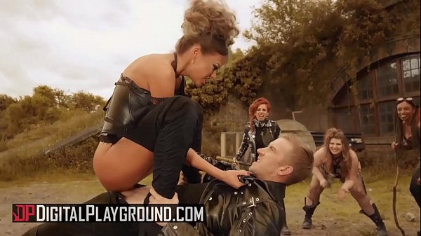 (Tina Kay, Danny D) - No Mercy For Mankind Scene 2 - Digital Playground