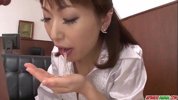 Nonoka Kaede sucks cock in amazing milf porn xxx  - More at Japanesemamas com Thumb