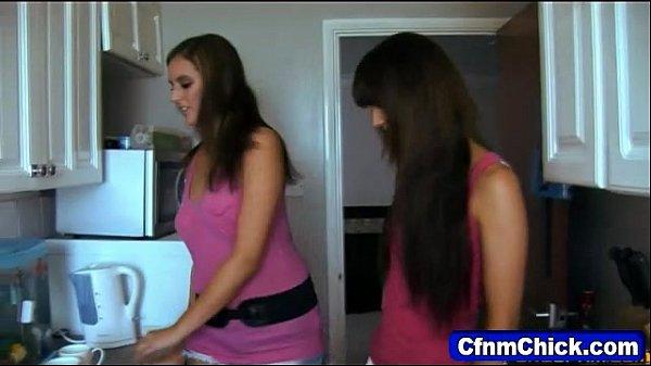 Speciale massage voor rondborstige dame