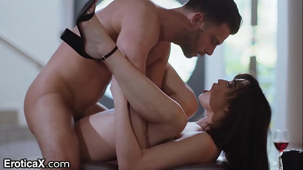 Adorable Couple Have Passionate, Intense & Emotional Sex - EroticaX