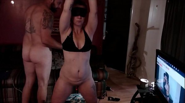 sister gets tied up and fucked by brother