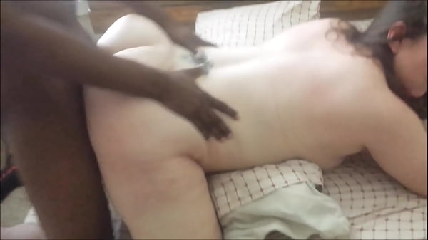 Married White Whore Takes BBC anal While Husband Watches