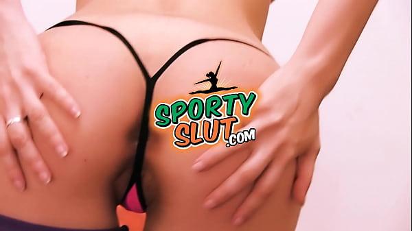 Sporty slut