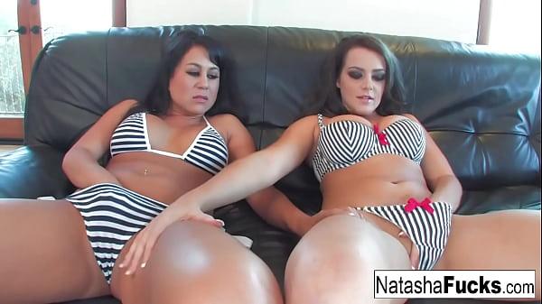 Natasha Nice and Kayme Kai enjoy getting fucked