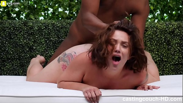 Thick White Girl Gets Her First Black Dick