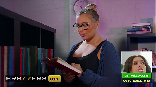 Amazing (Valentina Bianco) Takes (Danny D) Cock At The Library - Brazzers Thumb